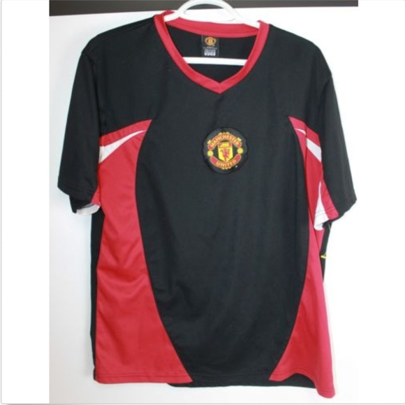 sale retailer c848b e4fe4 England Manchester United Soccer Football Jersey